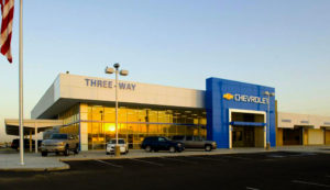 COB Regular Meeting @ Three-way Chevrolet