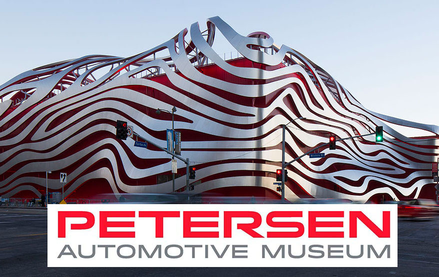 CANCELLED-Petersen Automotive Museum