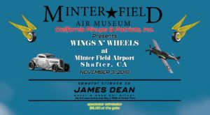 Wings N' Wheels @ Minter Field