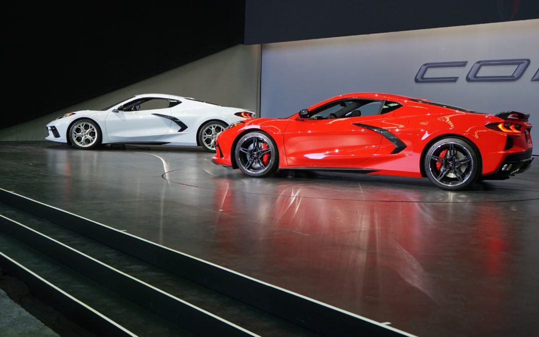 Chevrolet Corvette C8 Reveal