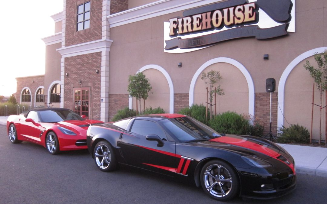 Firehouse Grill Cruise-in–July