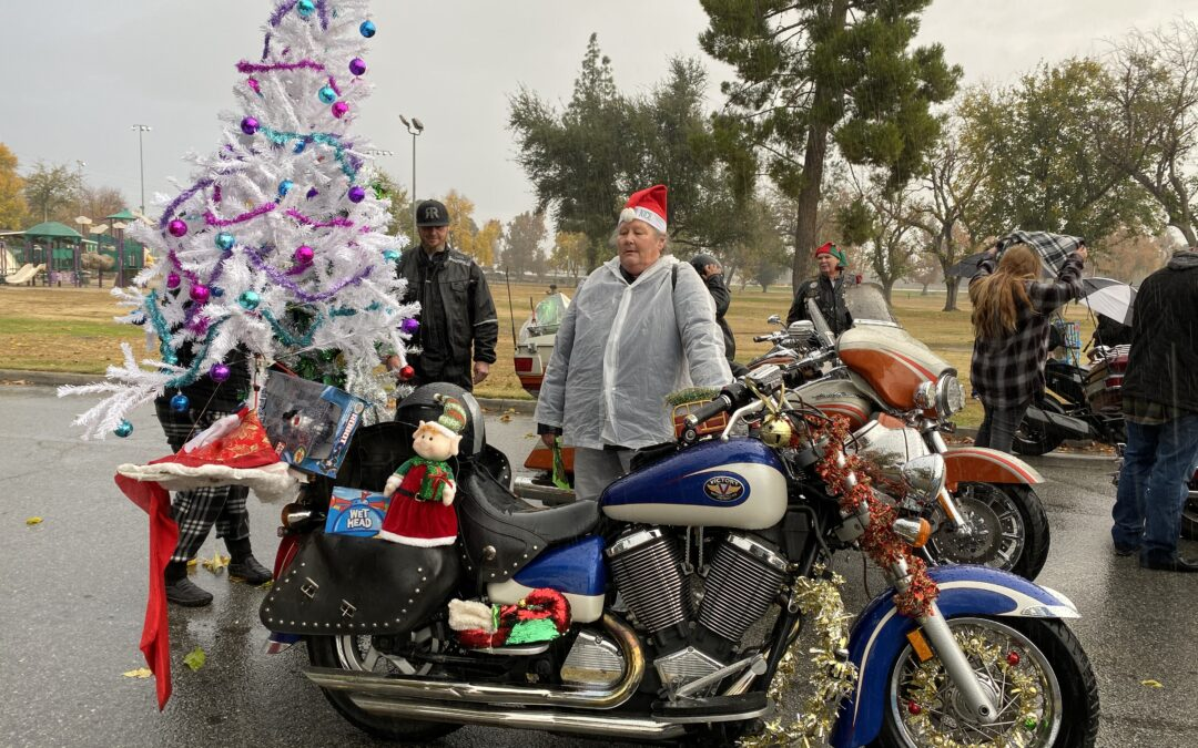 2019 Bakersfield Toy Run